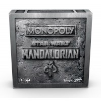 Monopoly Star Wars - The Mandalorian
